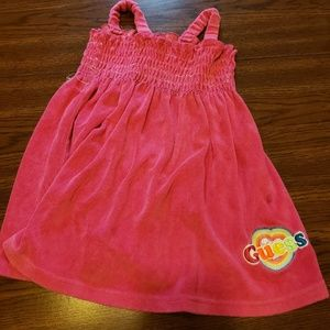 Guess Jean's girl 4t swimsuit cover dress